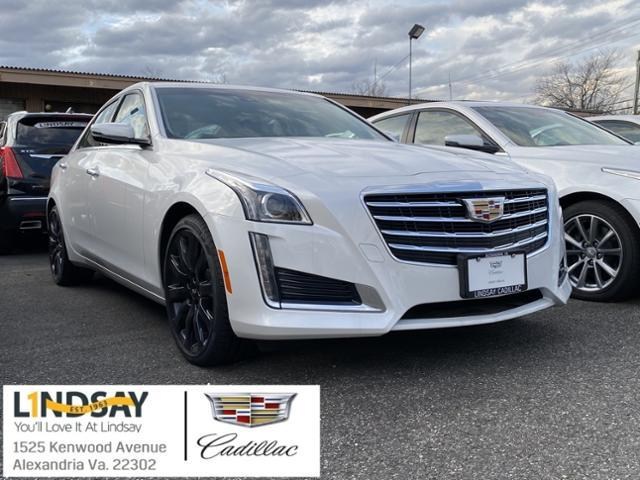 2019 Cadillac CTS Sedan Luxury AWD for sale in Alexandria, VA