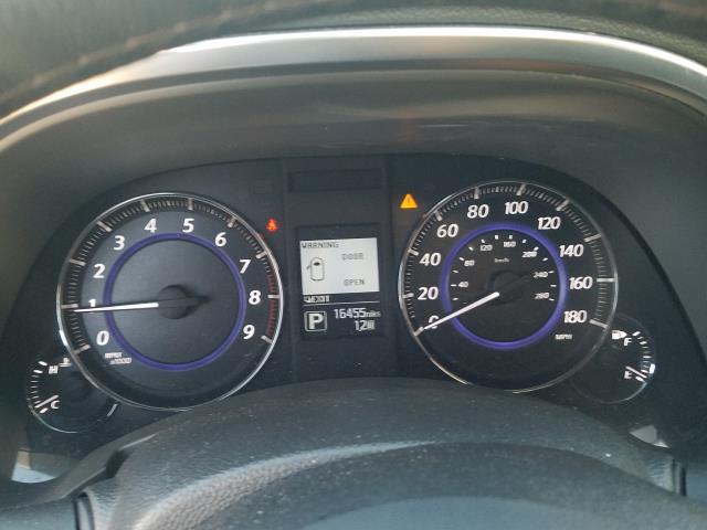 2017 INFINITI QX70 AWD 27
