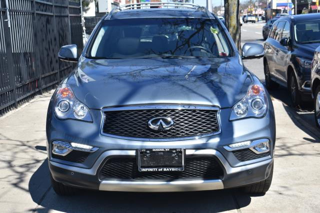 2017 INFINITI QX50 AWD 4