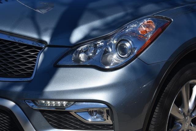 2017 INFINITI QX50 AWD 6