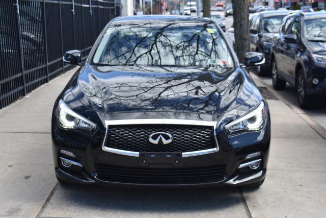 2015 INFINITI Q50 4dr Sdn AWD 4