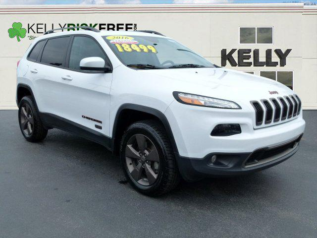 2016 Jeep Cherokee 75TH ANNIVERSARY Sport Utility Emmaus PA