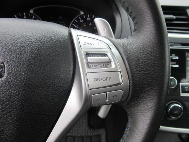 2016 Nissan Altima 2.5 SR 20