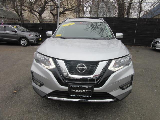 2018 Nissan Rogue SV 6