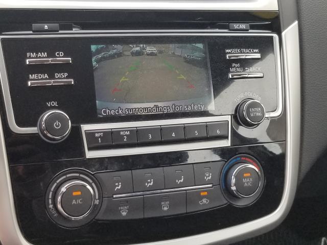 2018 Nissan Altima 2.5 SR 21