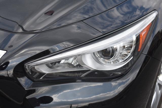 2015 INFINITI Q50 Premium 8