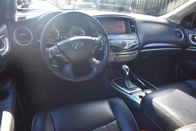 2017 INFINITI QX50 AWD 15