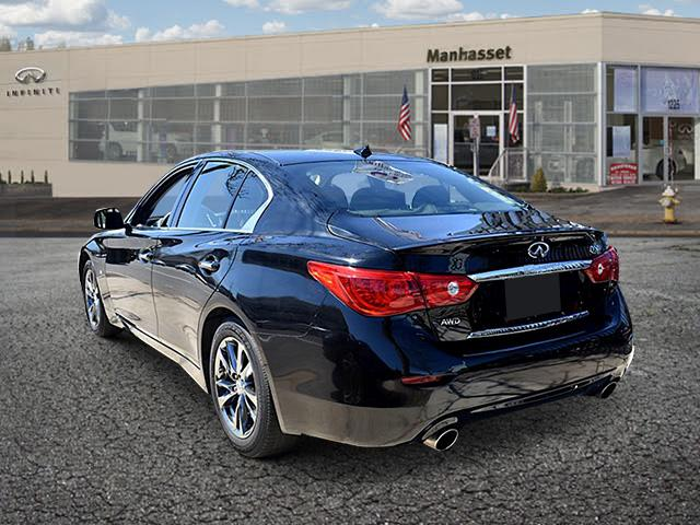 2015 INFINITI Q50 4dr Sdn AWD 2