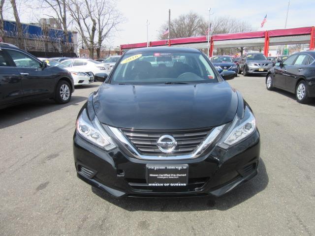 2016 Nissan Altima 2.5 S 5