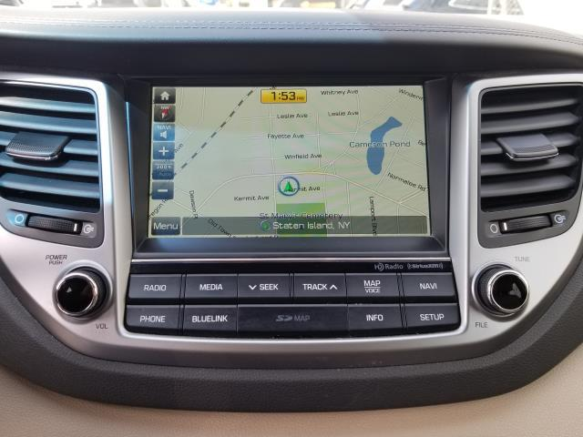 2016 Hyundai Tucson Limited 21