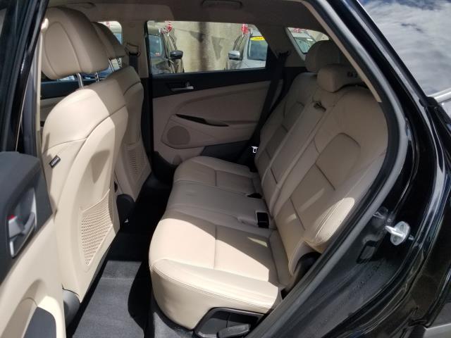 2016 Hyundai Tucson Limited 8