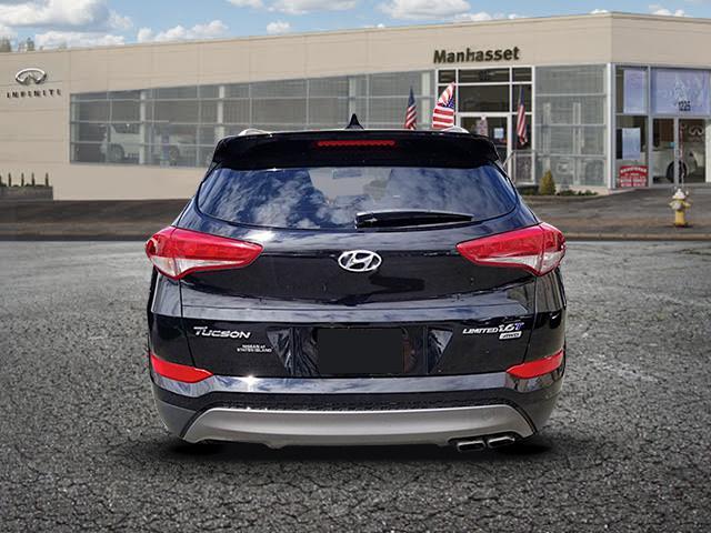 2016 Hyundai Tucson Limited 2