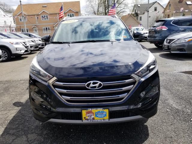 2016 Hyundai Tucson Limited 6