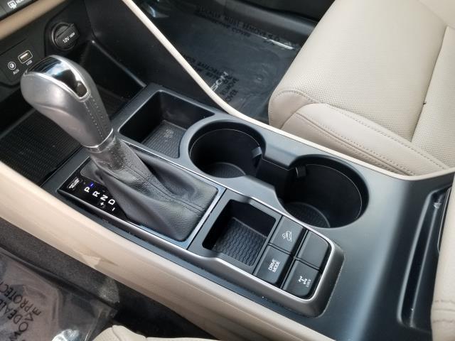 2016 Hyundai Tucson Limited 24