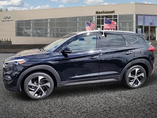 2016 Hyundai Tucson Limited 0