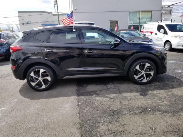 2016 Hyundai Tucson Limited 4