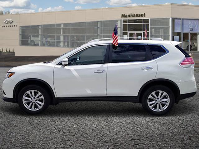 2016 Nissan Rogue SV 0