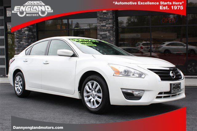 2015 Nissan Altima 2.5 for sale in New Tazwell, TN