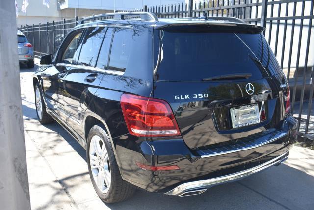 2013 Mercedes-Benz GLK-Class GLK 350 2