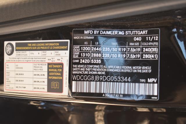 2013 Mercedes-Benz GLK-Class GLK 350 29