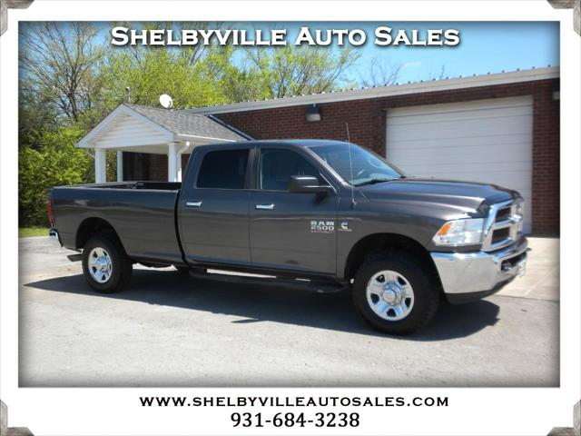 Shelbyville Auto Sales >> Used 2015 Ram 2500 Slt Crew Cab Pickup In Shelbyville Tn Near 37160 3c6ur5jl3fg537146 Auto Com