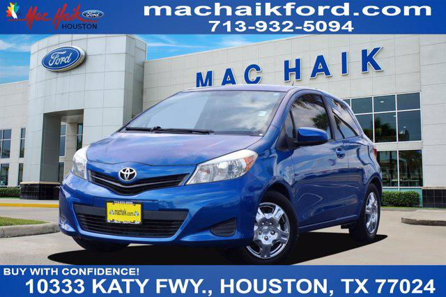2014 Toyota Yaris LE for sale in Houston, TX