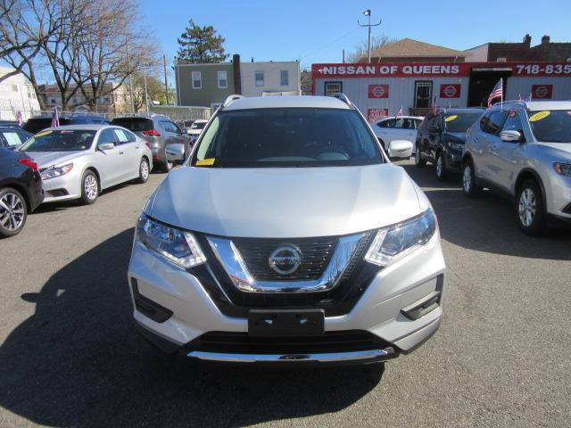 2018 Nissan Rogue SV 5