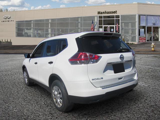 2016 Nissan Rogue S 1