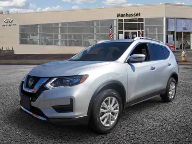 2018 Nissan Rogue SV 0