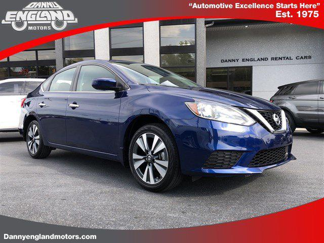 2019 Nissan Sentra SV for sale in New Tazwell, TN