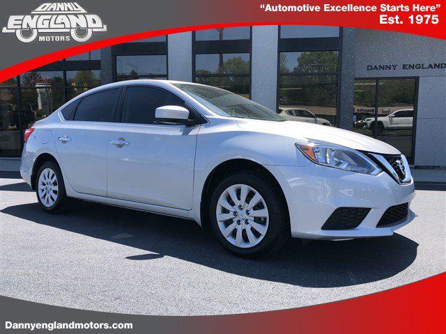 2018 Nissan Sentra S for sale in New Tazwell, TN