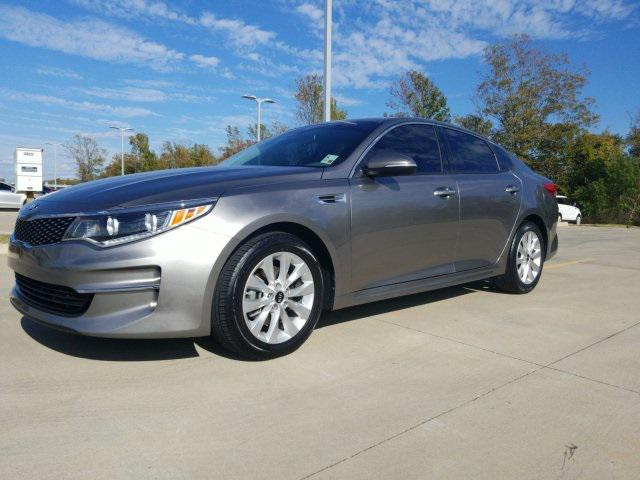 2016 Kia Optima EX [13]