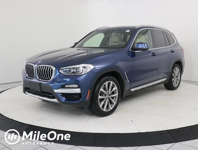 2019 BMW X3 xDrive30i for sale in Silver Spring, MD
