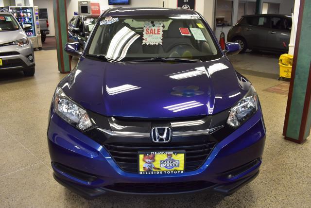2016 Honda Hr-V LX 4