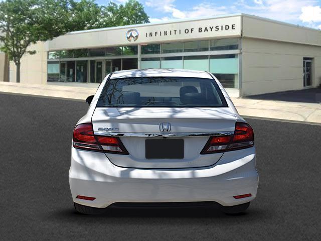 2014 Honda Civic Sedan EX-L 1