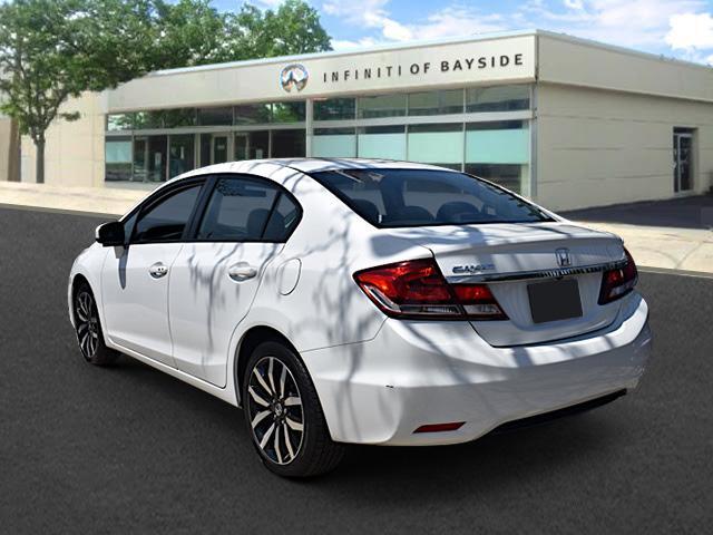 2014 Honda Civic Sedan EX-L 2