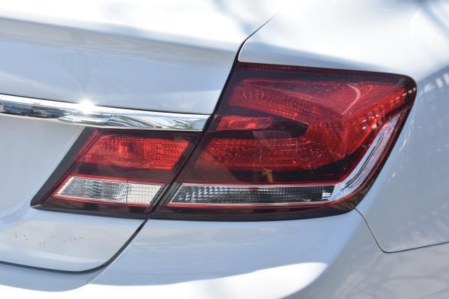 2014 Honda Civic Sedan EX-L 8