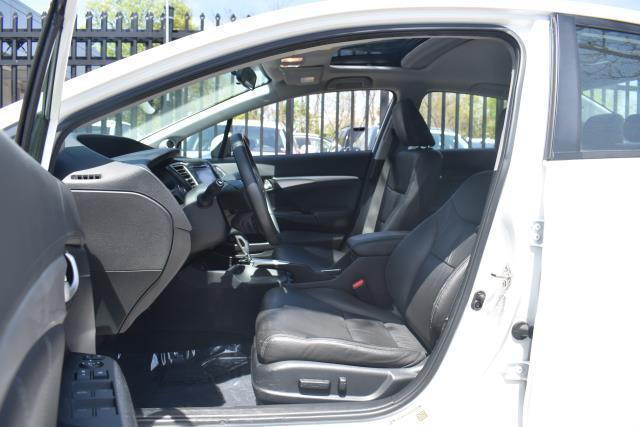 2014 Honda Civic Sedan EX-L 11