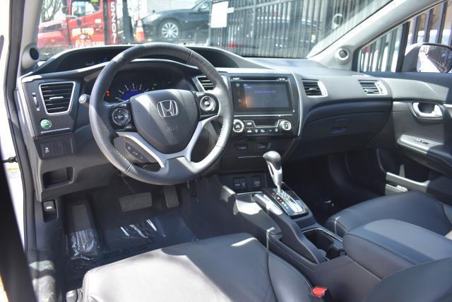 2014 Honda Civic Sedan EX-L 14