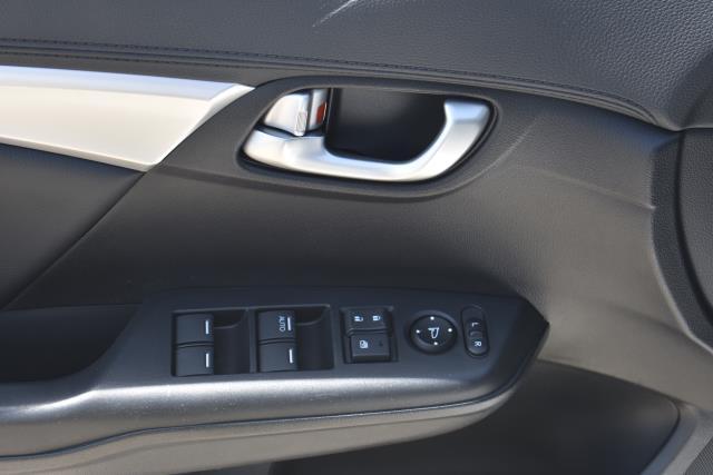 2014 Honda Civic Sedan EX-L 16