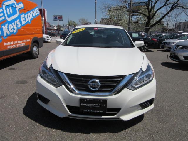 2018 Nissan Altima 2.5 S 5