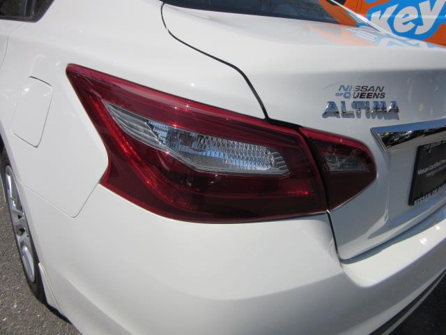 2018 Nissan Altima 2.5 S 7