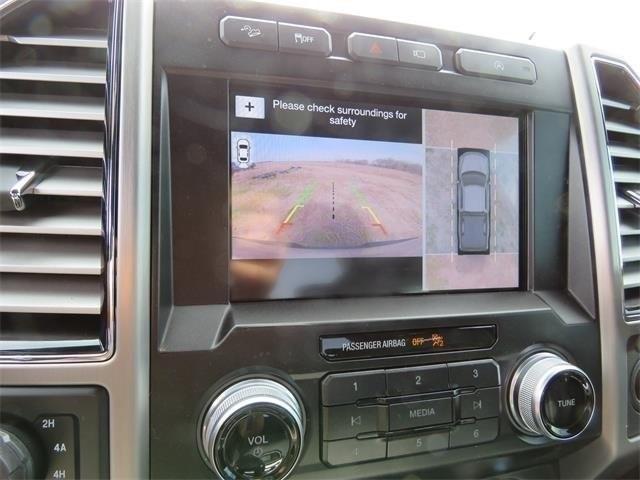 2019 Ford F-150 Platinum 4WD SuperCrew 5.5' Box