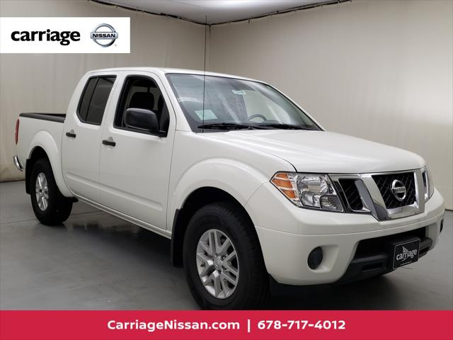 2019 Nissan Frontier SV 2WD
