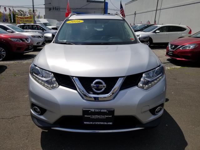 2016 Nissan Rogue SL 6