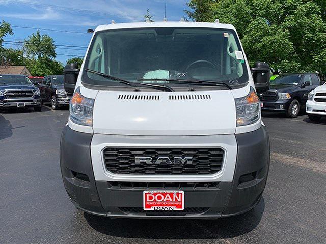 2019 RAM Promaster Cargo Van 1500 Low Roof 118
