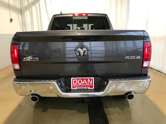 2019 RAM 1500 Classic Big Horn