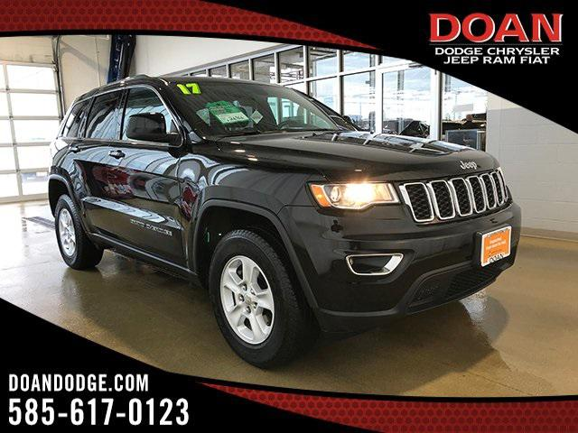 Jeep Credit Union >> 2017 Jeep Grand Cherokee Laredo 1c4rjfag6hc951364 For Sale On