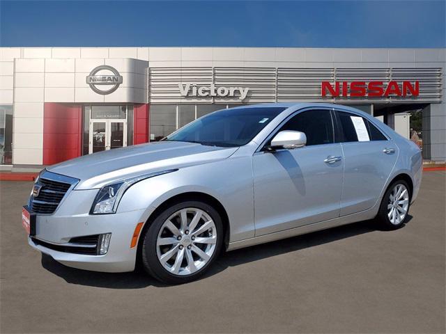 2018 Cadillac Ats Sedan Premium Luxury RWD [2]