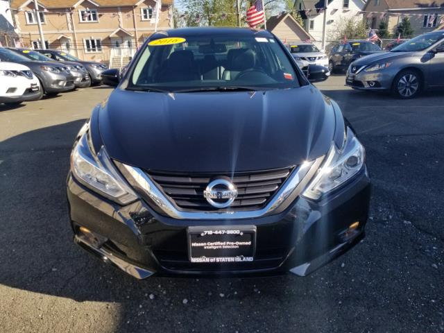 2016 Nissan Altima 2.5 SL 6